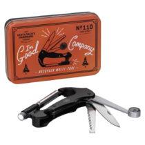 Multifunkčný nástroj pre cestovateľov Gentlemen's Hardware Goo...