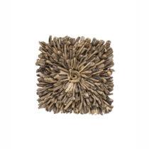 Nástenná dekorácia z recyklovaného dreva WOOX LIVING Drift, 70 &...