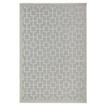 Sivý koberec vhodný aj do exteriéru Botany, 160 × 230 cm