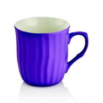Modrý porcelánový hrnček Efrasia