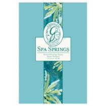 Stredné vonné vrecúško Greenleaf Spa Springs