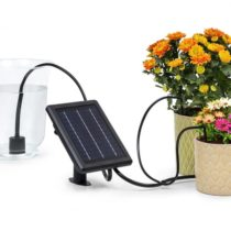 Blumfeldt Greenkeeper Solar, zavlažovací systém, solárny panel, 1500 mAh, 40 rastlín