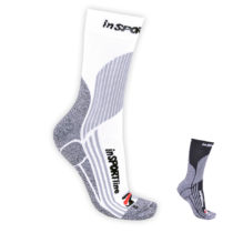 Multifunkčné ponožky inSPORTline - COOLMAX & ionty striebra