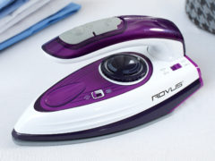 ROVUS TRAVEL IRON, fialová