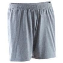 NYAMBA šortky 100 Na Cvičenie Sivé