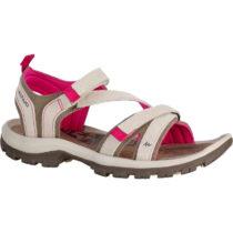 QUECHUA Sandále Nh120 Béžové