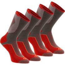 QUECHUA Vysoké Ponožky Mh 520 2 Ks