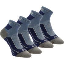 QUECHUA Polovysoké Ponožky Mh 900 2 Ks