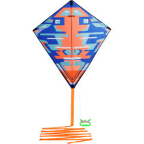 ORAO šarkan Izypilot 100 Oranžový