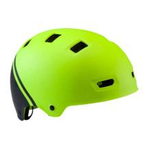 BTWIN Cyklistická Prilba 520 Fluo