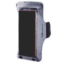 KALENJI Veľké Puzdro Na Smartfón Sivé
