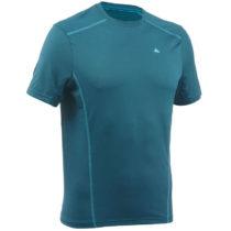 QUECHUA Tričko Mh 500 Modré