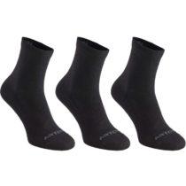 ARTENGO Ponožky Rs 160 Vysoké 3 Páry