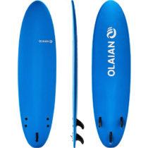 OLAIAN Penová Surfovacia Doska 100 7`