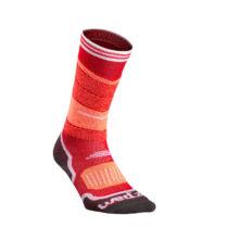 WEDZE Detské Ponožky 300 červené
