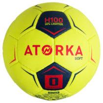 ATORKA Detská Lopta H100 Soft V0