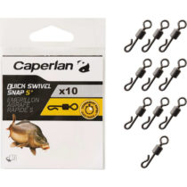 CAPERLAN Obrtlík Quick Swivel Snap S