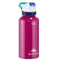 QUECHUA Hliníková Fľaša 900 0,6 L