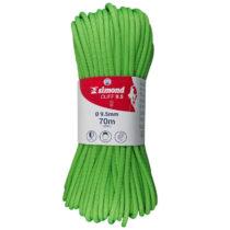 SIMOND Lano Ciff 9,5 mm × 70 M Zelené