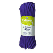 SIMOND Lano Rando Dry 7,5 mm 40 M