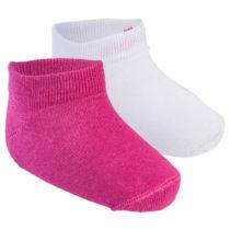 DOMYOS Detské Nízke Ponožky 2 Páry