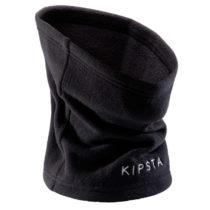 KIPSTA Nákrčník Keepwarm 100 čierny