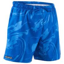 OLAIAN šortky 100 Aqua Modré