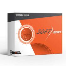 INESIS Loptičky Soft 500 12 Ks