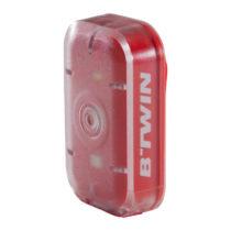 BTWIN Svetlo Cl 500 červené