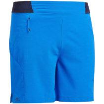 QUECHUA Pánske šortky Fh500 Modré