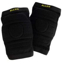 ALLSIX Chrániče Kolien V900 čierne