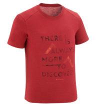 QUECHUA Chlapčenské Tričko Mh100