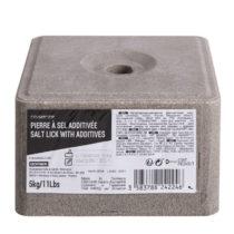 FOUGANZA Prísada Kamenná Soľ 5 Kg