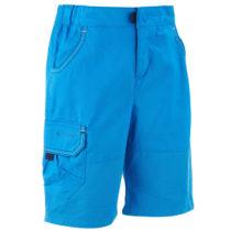 QUECHUA Detské šortky Mh500 Kid Modré