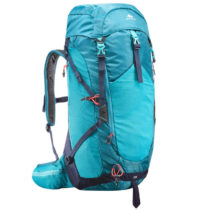 QUECHUA Batoh Mh500 30 L Modrý