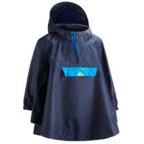 QUECHUA Detská Pláštenka Mh100 Modrá