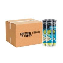 ARTENGO Tenisové Loptičky Tb920 4 X 18