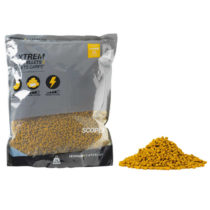 CAPERLAN Xtrem Pellets 3kg 4mm Scopex