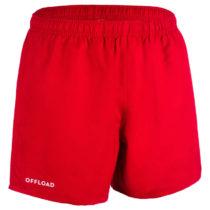 OFFLOAD šortky R100 červené