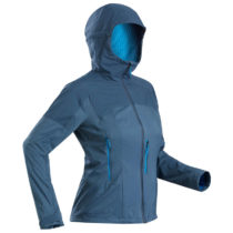 FORCLAZ Dámska Bunda Trek 900 Windwarm