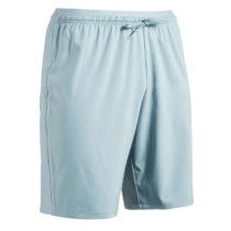 KIPSTA Brankárske šortky 500 Sivé