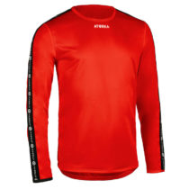 ATORKA Pánske Tričko H100c červené