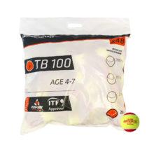 ARTENGO Tenisové Loptičky Tb100 48 Ks
