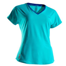 ARTENGO Tričko Ts Soft 500 Zelené