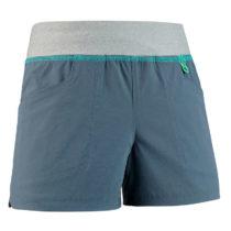 QUECHUA Detské šortky Mh500 Sivé