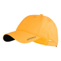ARTENGO Tenisová šiltovka Tc 500 žltá
