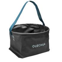 QUECHUA Skladacie Umývadlo 8 L