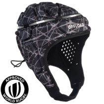 OFFLOAD Helma R500 čierno-sivá