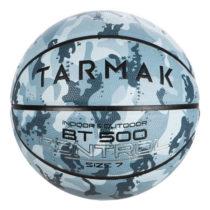 TARMAK Lopta Bt500 V7 Camo Ice Blue