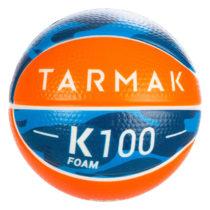 TARMAK Lopta K100 Foam Oranžová